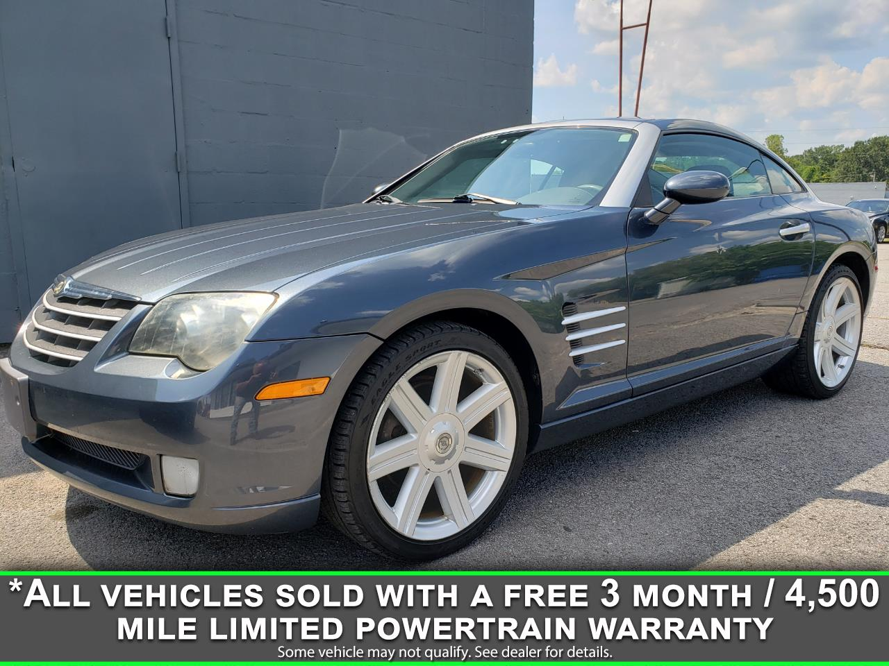 2007 Chrysler Crossfire 2dr Cpe Limited