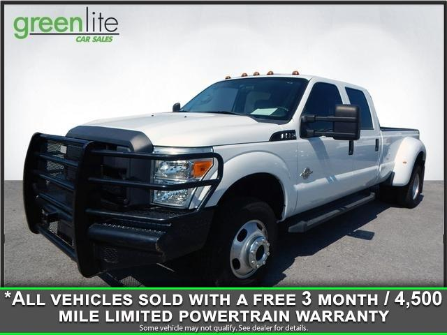 "2012 Ford Super Duty F-350 DRW 4WD Crew Cab 172"" XL"