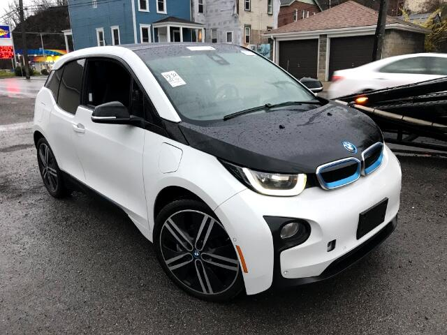 2015 BMW i3 Tera with Range Extender