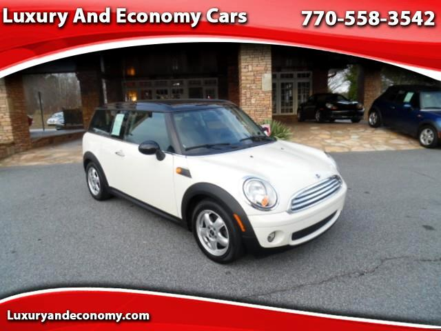 2009 MINI Clubman Base