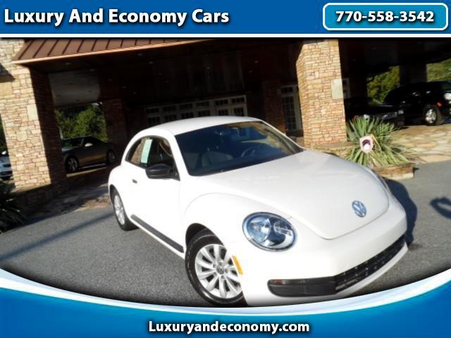 2014 Volkswagen Beetle 2.5L w/Sunroof Sound & Nav