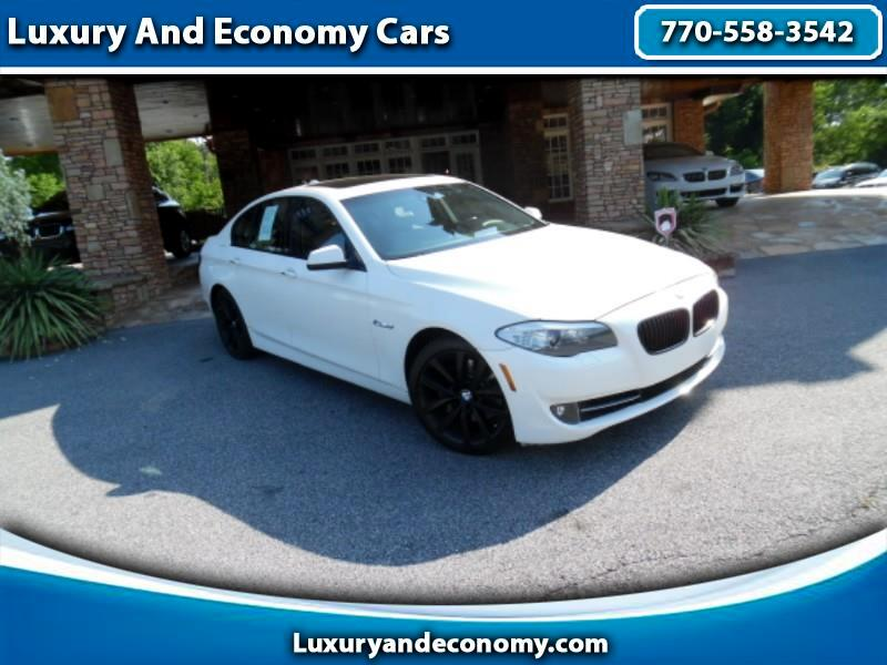 2011 BMW 5-Series 535i
