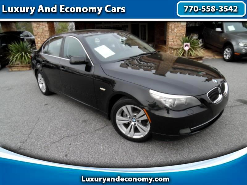 2010 BMW 5-Series 528i