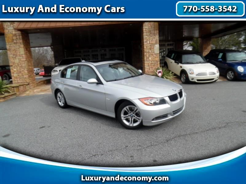 2008 BMW 3-Series 328xi