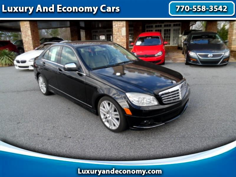 2009 Mercedes-Benz C-Class C300 Sedan