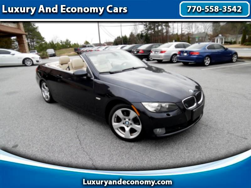 BMW 3-Series 328i Convertible - SULEV 2009