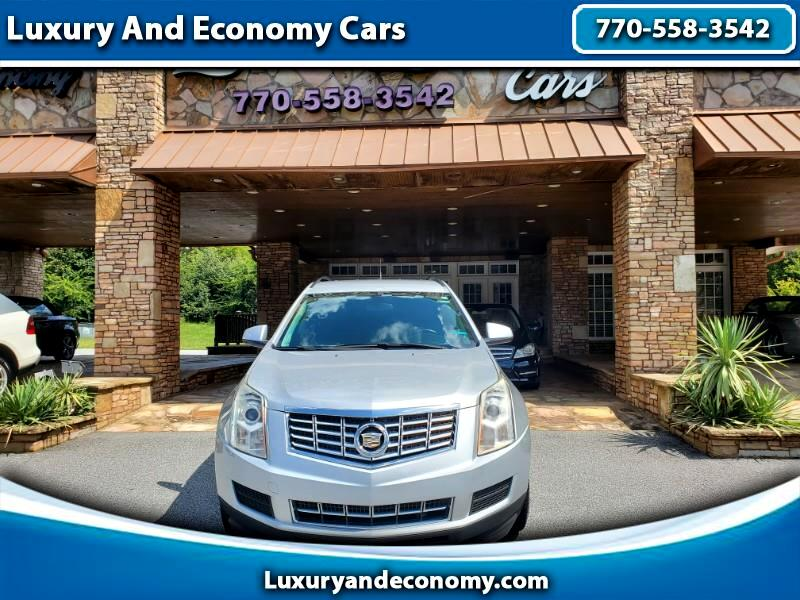 Cadillac SRX Standard FWD 2014