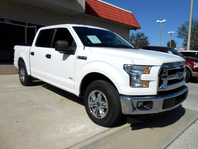 "2017 Ford F-150 2WD SuperCrew 145"" XLT"