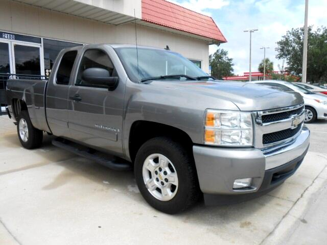2008 Chevrolet Silverado 1500 LT2 Ext. Cab Short Box 2WD