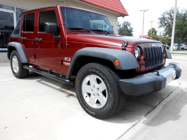 2009 Jeep Wrangler Unlimited X RWD