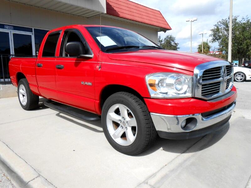 2008 Dodge Ram 1500 Big Horn Quad Cab