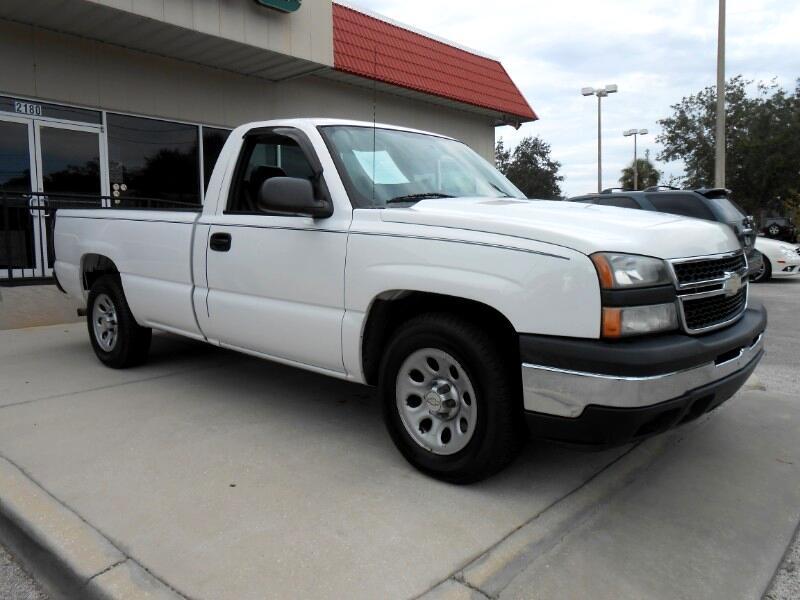 2006 Chevrolet Silverado 1500 Work Truck 2WD