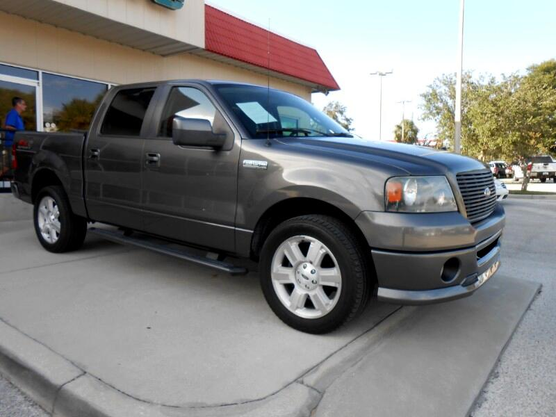 2007 Ford F-150 2WD SuperCrew 145