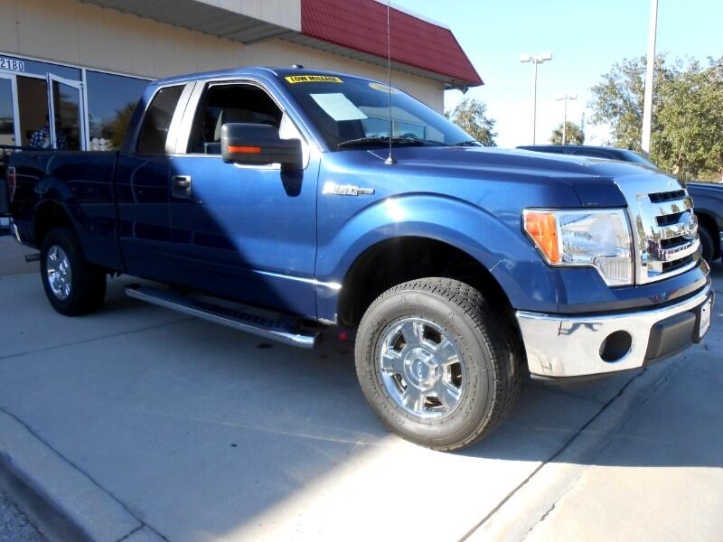 2011 Ford F-150 2WD Supercab 163