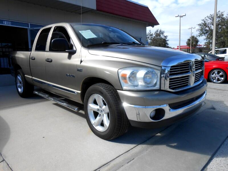 2008 Dodge Ram 1500 Quad Cab Big Horn