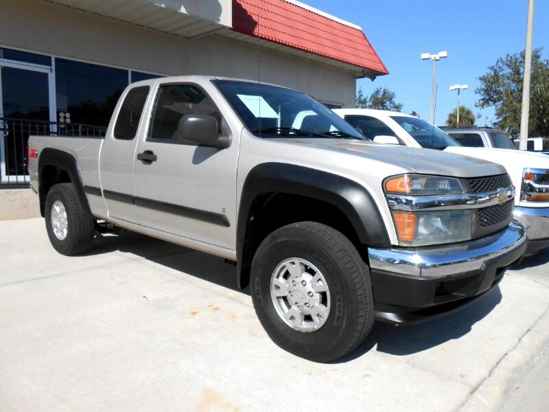 2007 Chevrolet Colorado EXT CAB 2WD