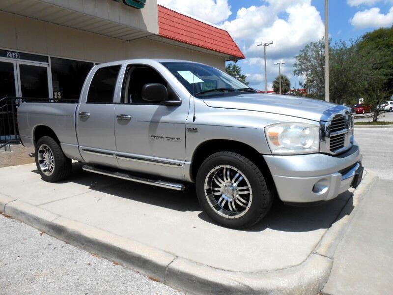 """2007 Dodge Ram 1500 2WD Quad Cab 140.5"""" Laramie"""