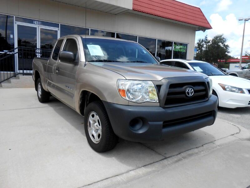 Toyota Tacoma Access Cab Auto 2WD 2008