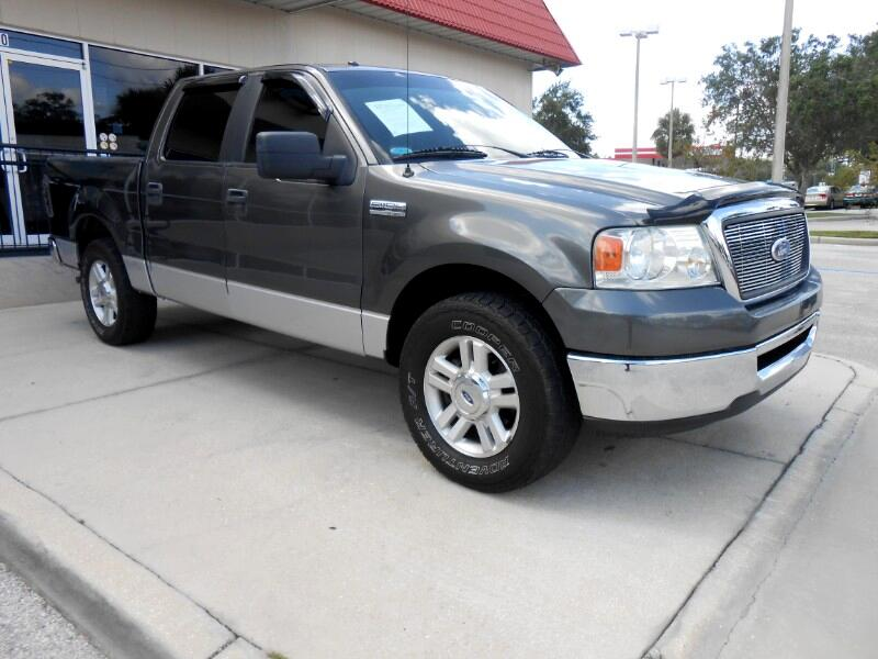 Ford F-150 XLT SuperCrew Short Bed 2WD 2008