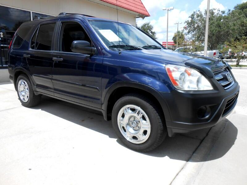 2006 Honda CR-V LX 2WD AT