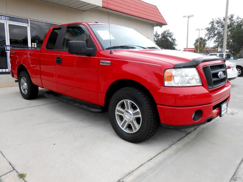 "2008 Ford F-150 2WD SuperCab 145"" STX"