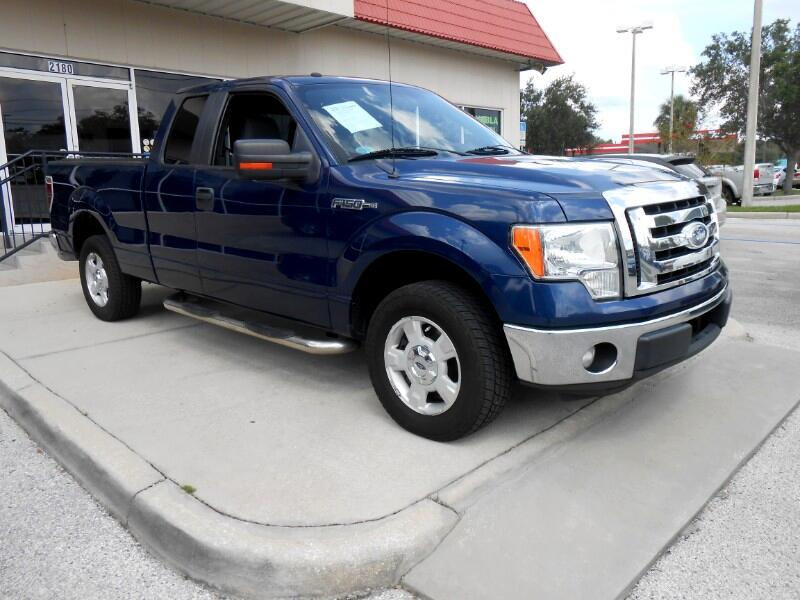 Ford F-150 XLT SuperCab 6.5-ft. Bed 2WD 2011