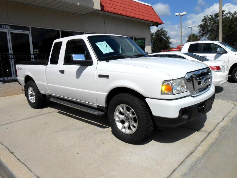 Ford Ranger Sport SuperCab 4-Door 4WD 2010