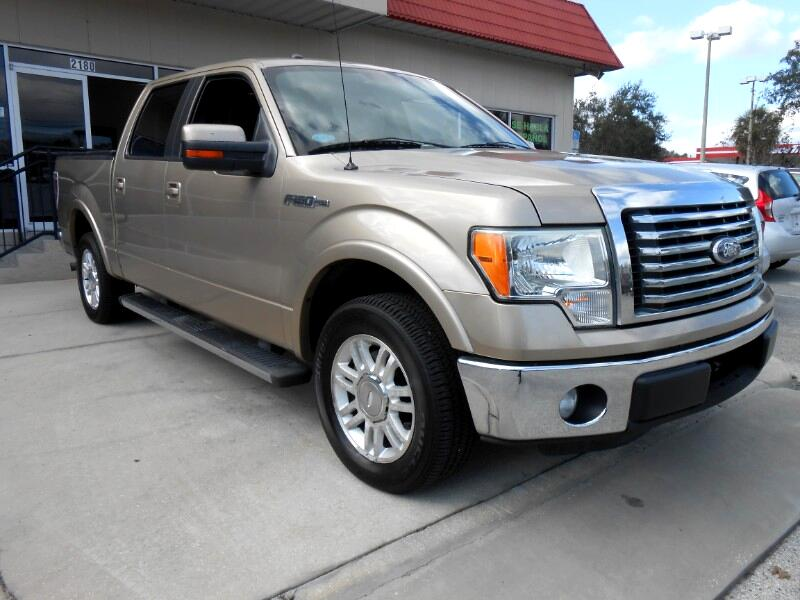 "Ford F-150 2WD SuperCab 145"" Lariat 2011"