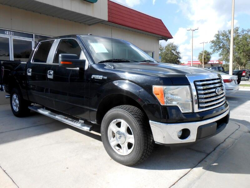 Ford F-150 XLT SuperCrew 5.5-ft. Bed 2WD 2011
