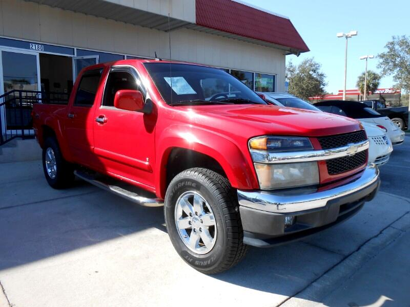 Chevrolet Colorado VL1 Crew Cab 2WD 2009