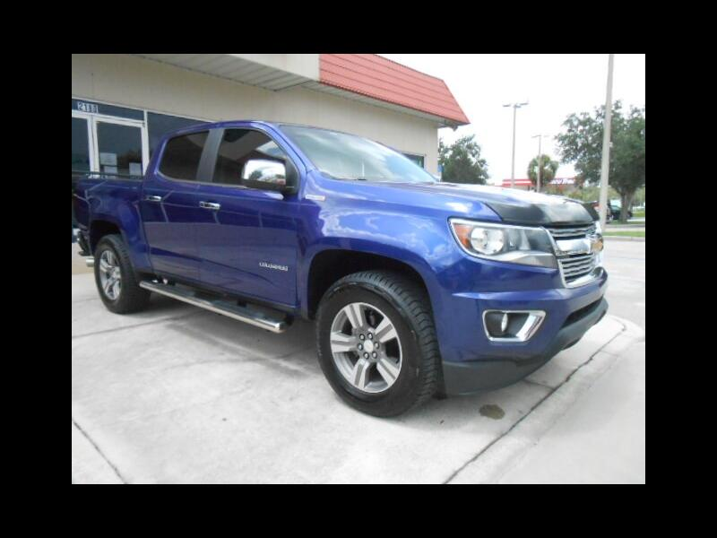 Chevrolet Colorado LT Crew Cab 2WD Long Box 2017