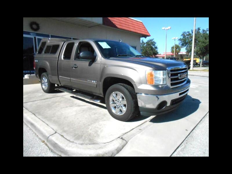 GMC Sierra 1500 SLE Ext. Cab 4WD 2012