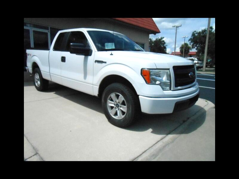 Ford F-150 STX SuperCab 6.5-ft. Bed 2WD 2013