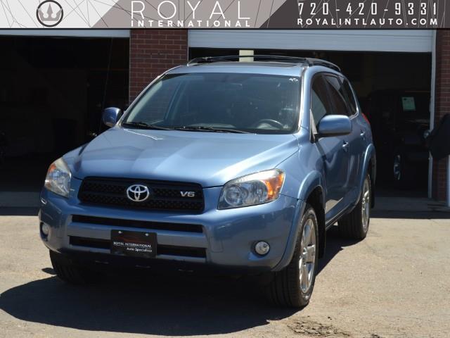 2008 Toyota RAV4 Sport V6 4WD