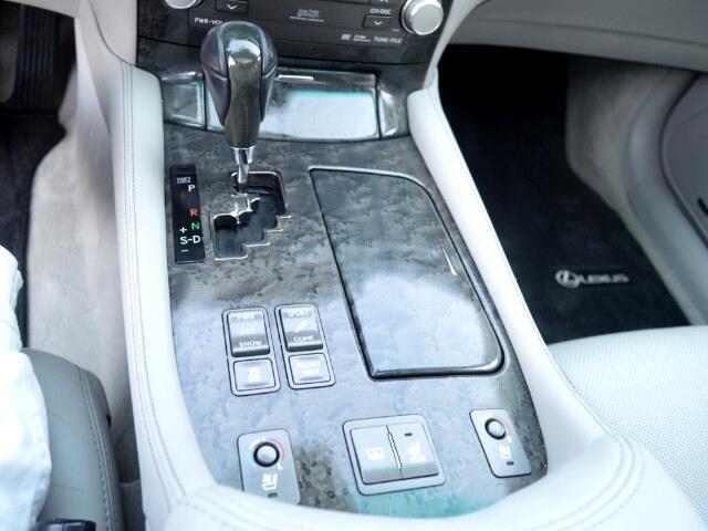 2010 Lexus LS 460 Luxury Sedan AWD