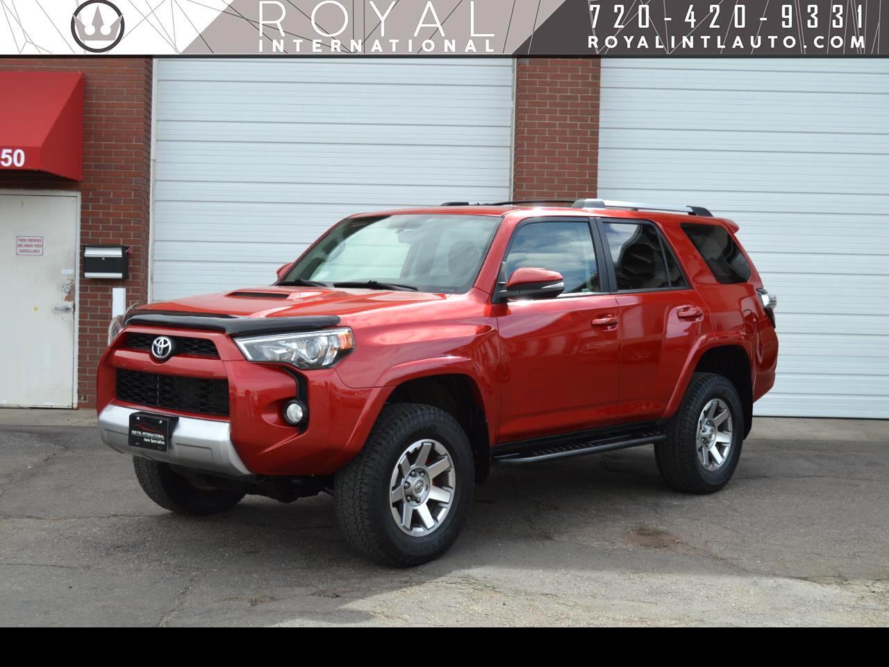 2014 Toyota 4Runner Trail 4WD