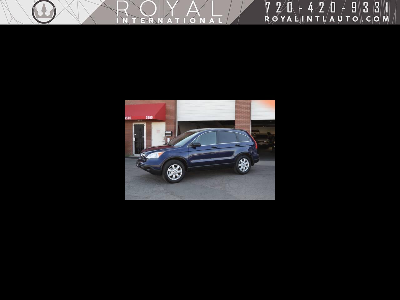 2009 Honda CR-V EX 4WD 5-Speed AT