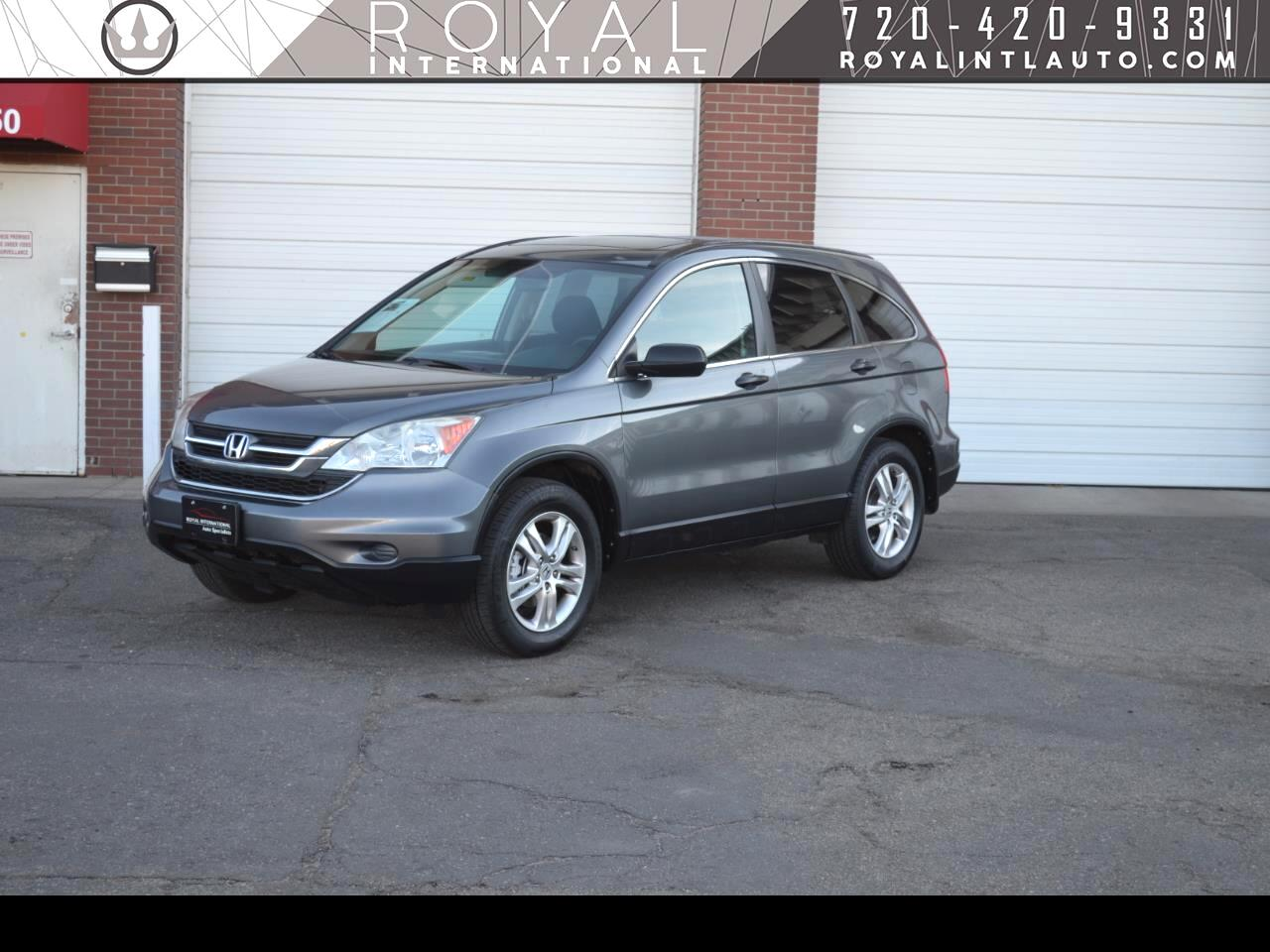 Honda CR-V EX 4WD 5-Speed AT 2010