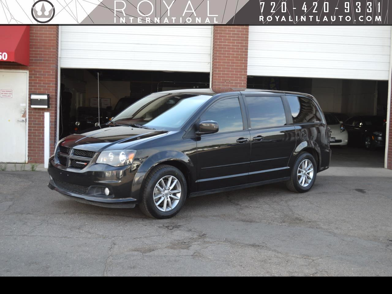 Dodge Grand Caravan 4dr Wgn R/T 2014