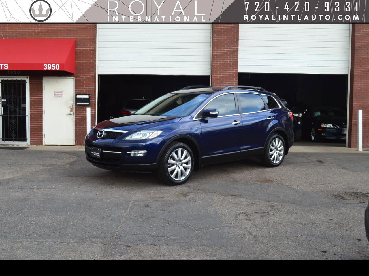Mazda CX-9 AWD 4dr Grand Touring 2008