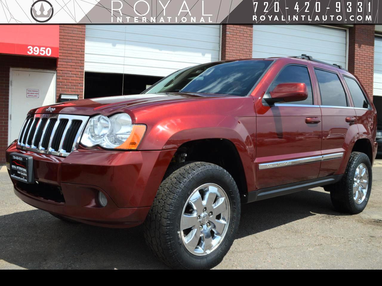Jeep Grand Cherokee 4WD 4dr Limited 2008