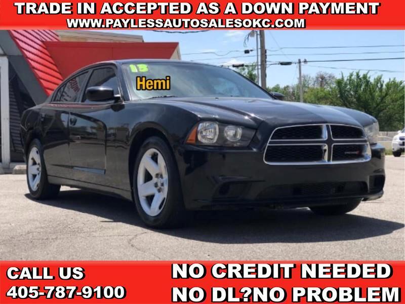 2013 Dodge Charger V8 Hemi