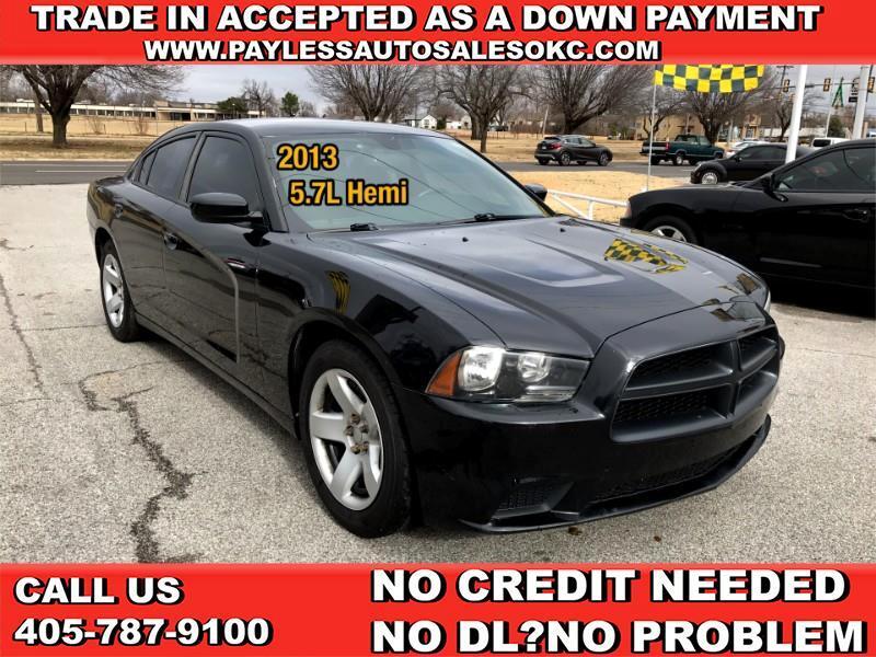 2013 Dodge Charger Hemi V8