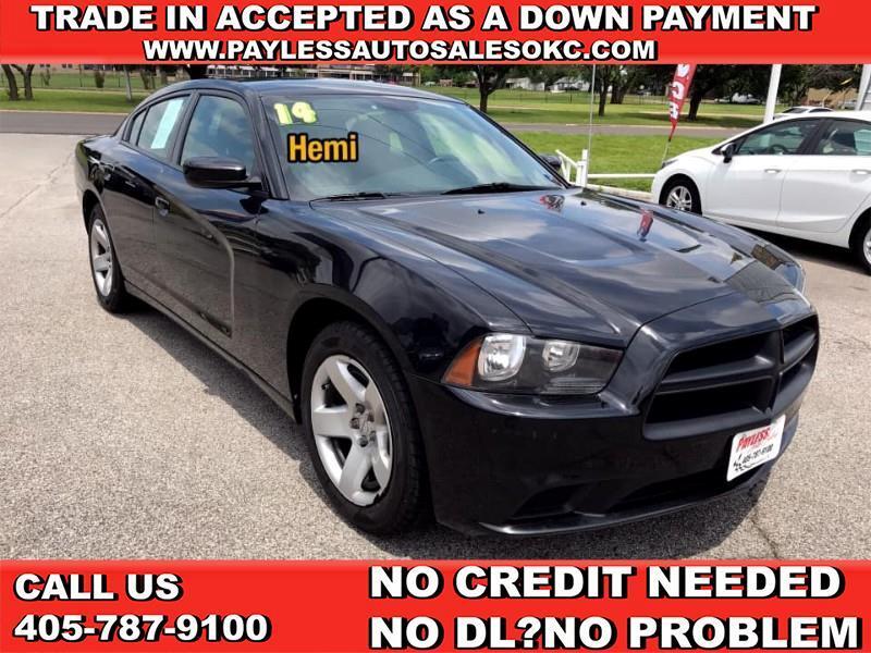 2014 Dodge Charger V8 Hemi