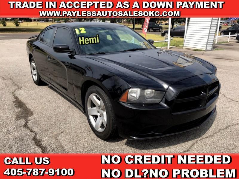 2012 Dodge Charger V8 Hemi