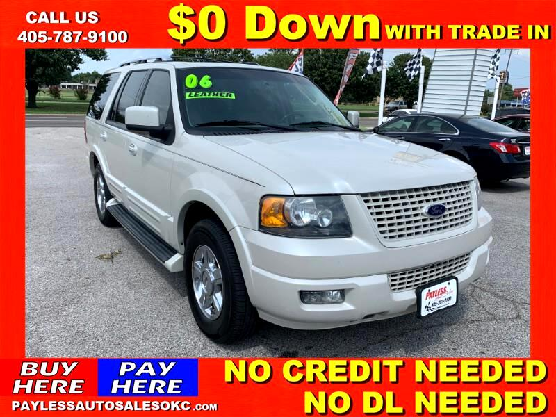 2006 Ford Expedition Limited 2WD w/DVD