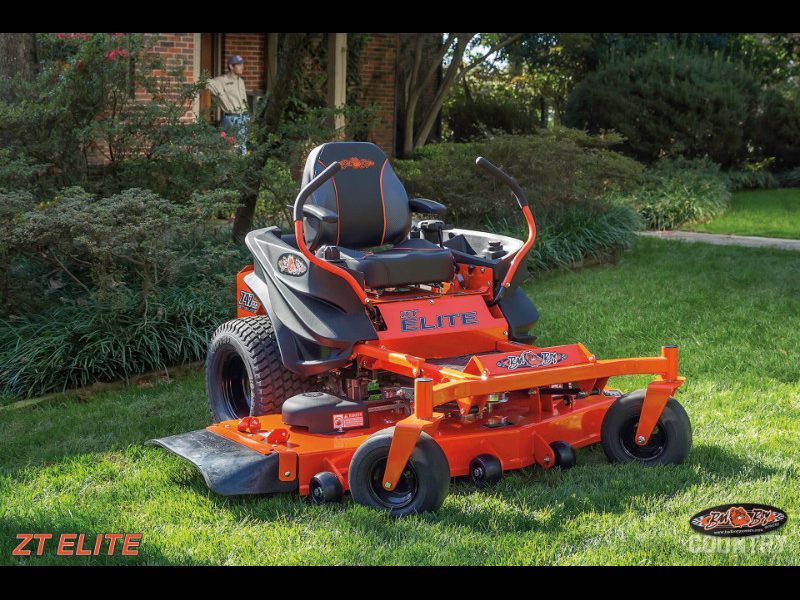 2019 Bad Boy Mowers BZT54FR730  ZT ELITE 54