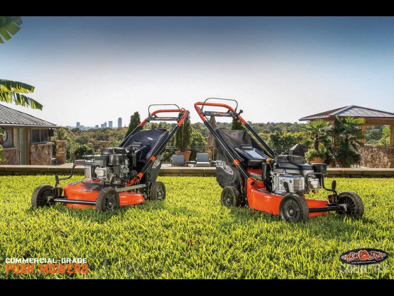 2019 Bad Boy Mowers BBY21FJ180  PUSH MOWER 21""