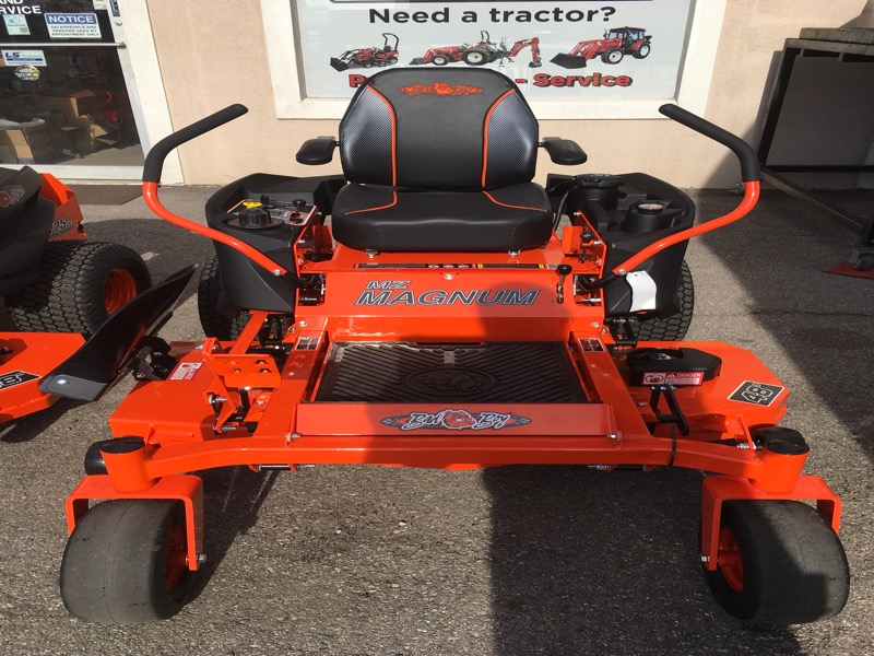 2019 Bad Boy Mowers MZ MAGNUM 48 48""