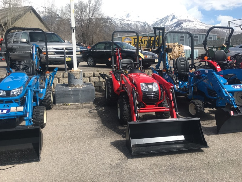 2019 Branson 2510H TRACTOR, LOADER, & BACKHOE
